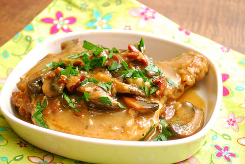 how to cook chop suey with cream of mushroom