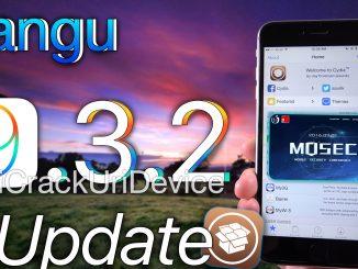 iOS 9.3.2 & iOS 10 Jailbreak Coming - Pangu MOSEC 2016!