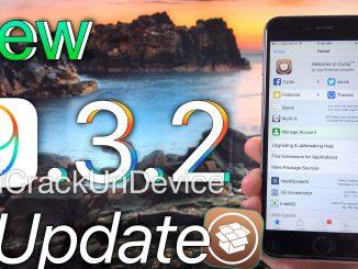 iOS 9.3.2 Jailbreak UPDATE! Pangu, TaiG & iOS 9.3.x Release
