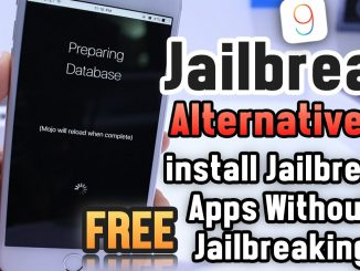 install Jailbreak Apps FREE Without Jailbreaking iOS 9.3.1, 9.3.2