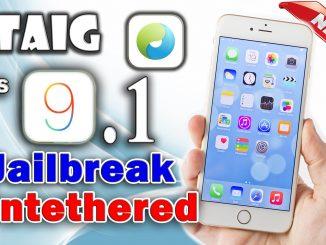 iOS 9.1 How to jailbreak iPhone 6S, 6, 6 Plus, 5S, 5C, 5,4S All Device Update Cydia iOS 9.1