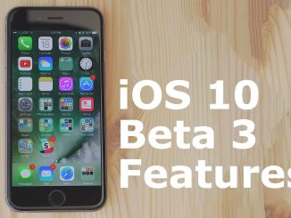 What's New in iOS 10 Beta 3!