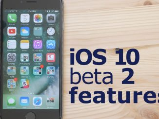 What's New in iOS 10 Beta 2!