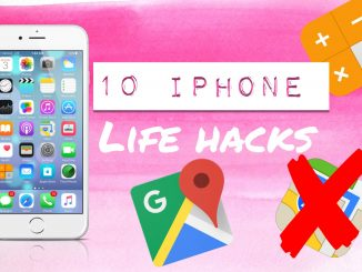 10 IPhone Life Hacks