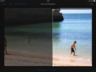 Edit photos on your iPad or iPhone
