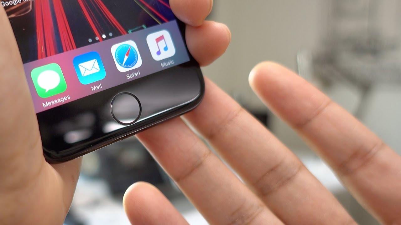 Как сделать кнопка хоум на айфоне