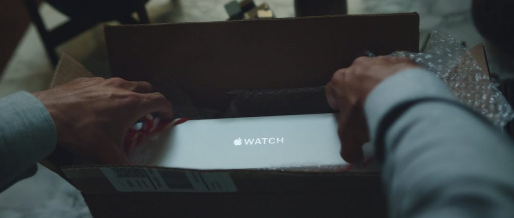Apple Watch Series 2 – Go Out