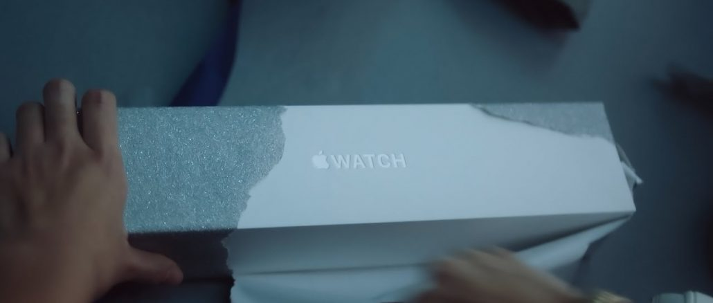Apple Watch Series 2 – Go Dance
