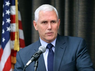 Pence ritz controversy