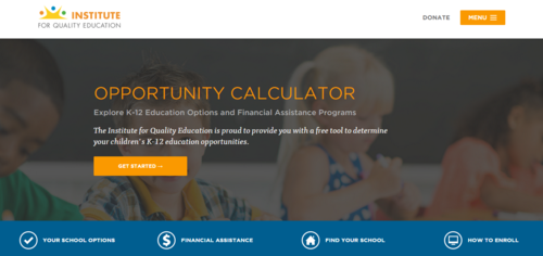 Opportunity calculator