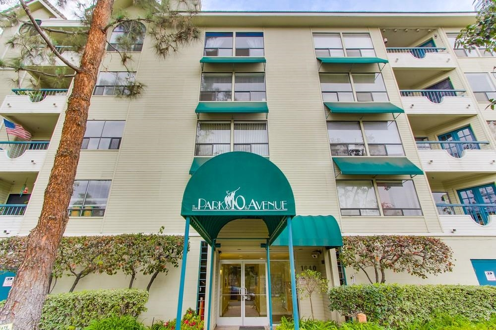 1640 10th Avenue #301, San Diego, CA, 92101 Primary Photo