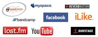Import Music Logos