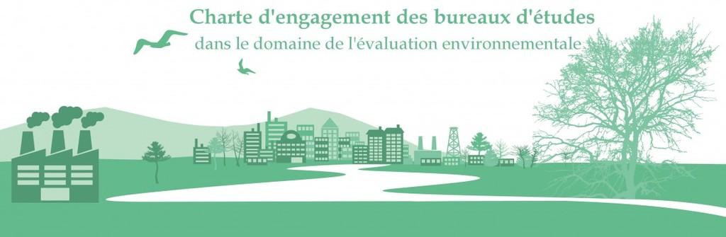 Charte d'engagement – évaluation environnementale