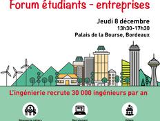 """IRIS conseil au """"Meet Ingé"""" de Bordeaux"""