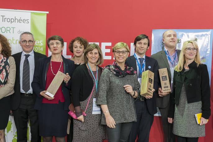 POLLUTEC 2014 - Prix du groupement à l'export - UMO