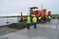 Visite de Chantier - Aéroport de LORIENT 07.11.2013