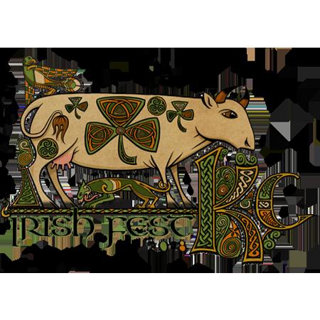 Kansas City Irish Fest Cow