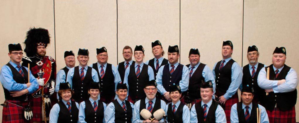 Kcif Music Band St Andrews Pipes And Drums