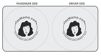 TaxMama Sunshade - The Summer's coming - you should get one.