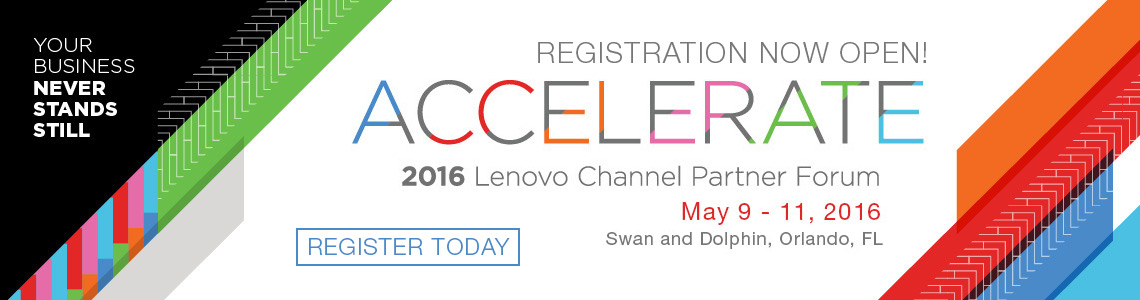 Accelerate 2016 - May 9 - 11, 2016 - Swan and Dolphin, Orlando, FL