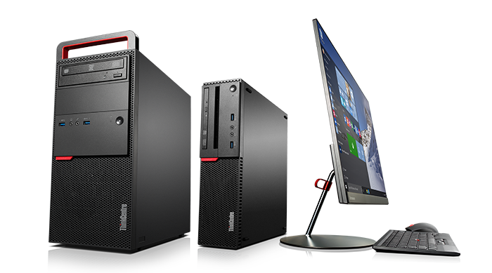 ThinkCentre M Series Tower and SFF Desktops