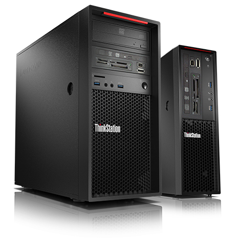 ThinkStation P320 Tower and Small Form Factor