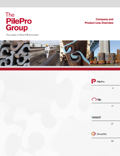 Download the 2014 PilePro Group catalog