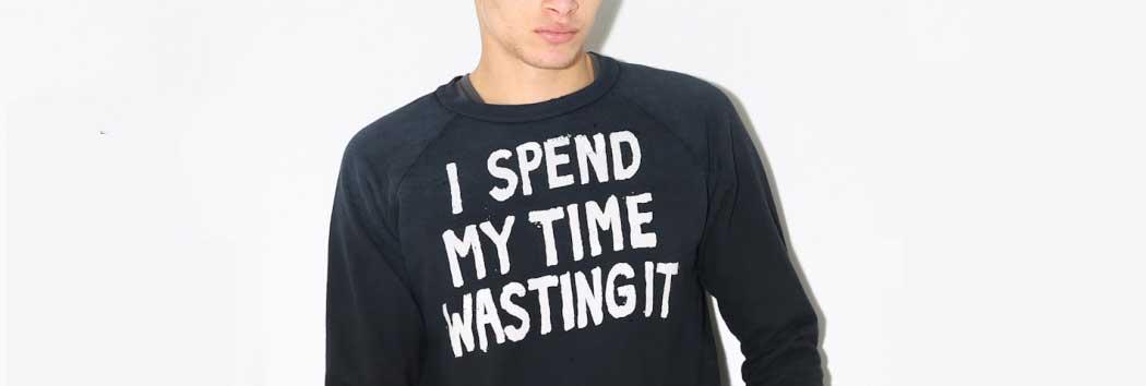 Wastingtime web