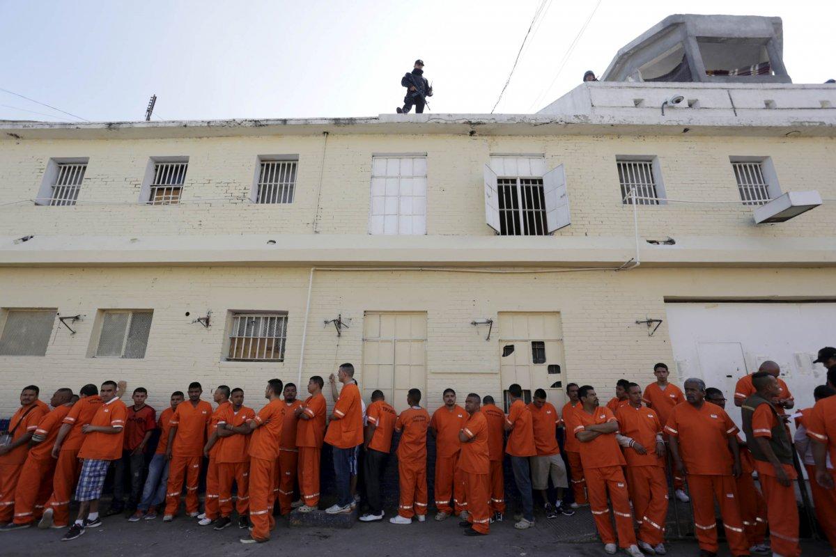 Mexicos prison