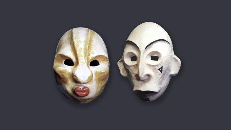 Masks web