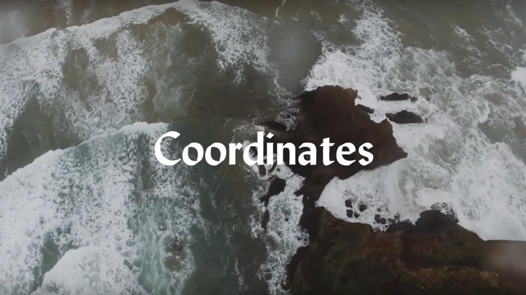 Coordinates web