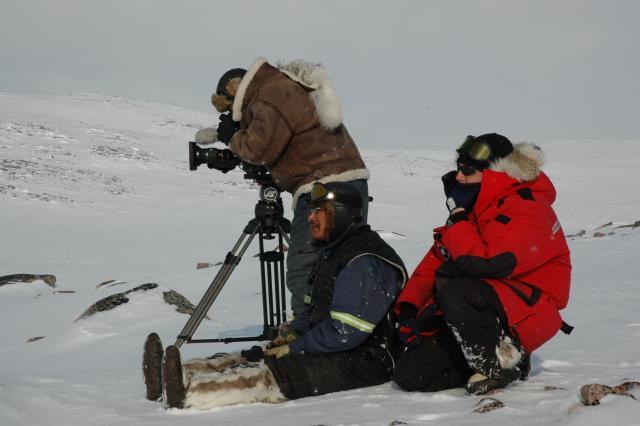 Digitizing Inuit Media Archives (DIMA)