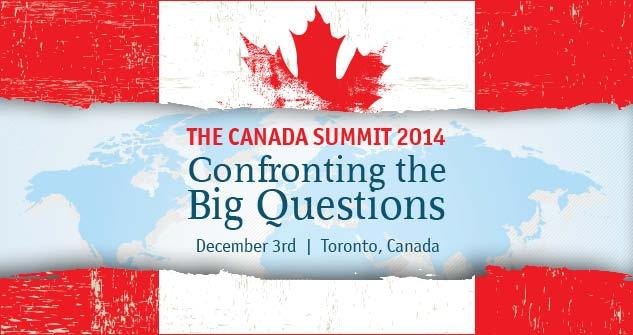 Inuit Views Presented at the Economist's Canada Summit