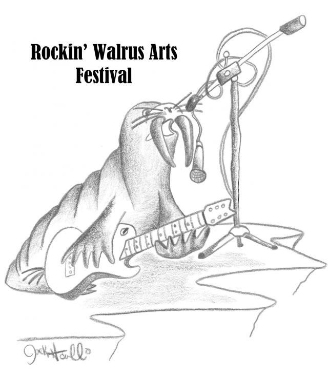 Rockin walrus arts festival