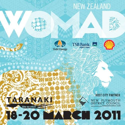 Womad - New Zealand