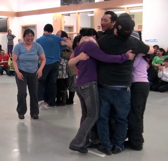 Arctic Bay Community Game