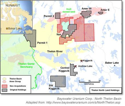 Nunavut Government officially endorse uranium mining
