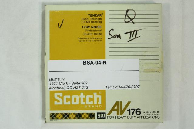 BSA-04-N