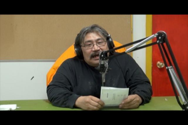 Daniel Uyarak Aggu Riding Campaign (Inuktitut)