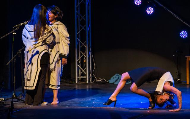 Artcirq Cabaret @ Alianait Festival 30-06-2015