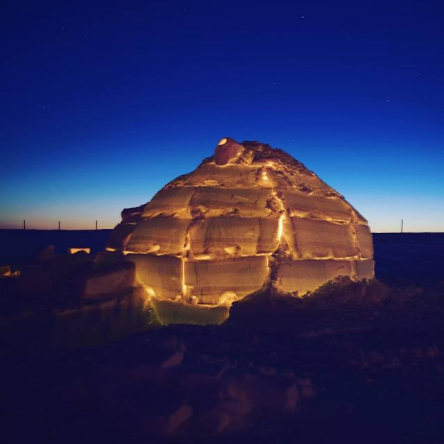Inuit Architecture: Ancient wisdom, future survival