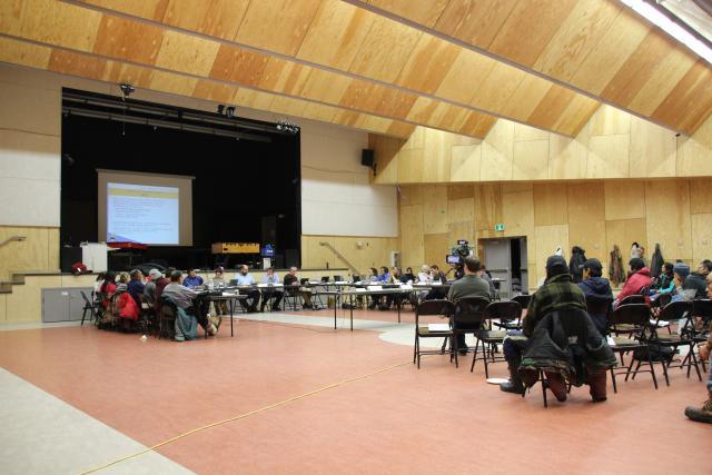 Baffinland meeting. part 2, Igloolik