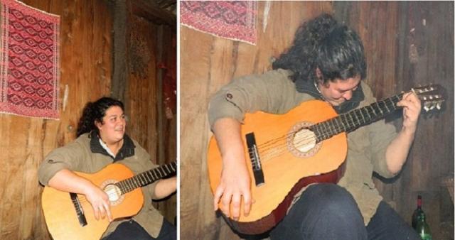 Paola Pitriqueo, cantautora: Desde Ngulu a Puelmapu