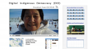 Lien vers: Digital Indigenous Democracy