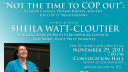 "Lien vers: ""Not the Time to COP Out"" Sheila Watt‐Cloutier's lecture on climate change to UN COP‐17  [ARCHIVED]"