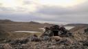Link to: ᑰᒡᔪᐊᑉ ᑕᓯᐊᓂ - ᐊᒪᖅᑯᓂᒃ ᓇᐅᑦᑎᖅᓱᖅᐸᒡᓗᓯ Kuugjuaq – Keep an eye for the wolves