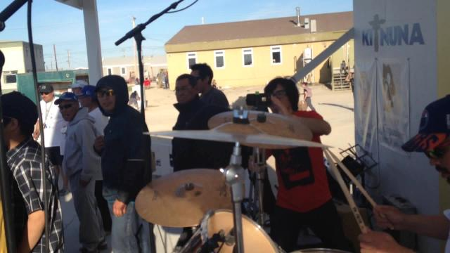Kitikmeot Inuit Association's 40'th Anniversary Celebrations Nunavut Day