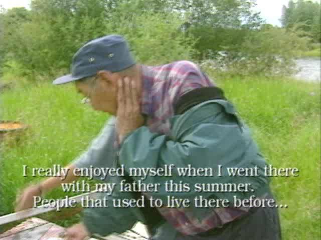 'Our Dene Elders' Paul Biscaye