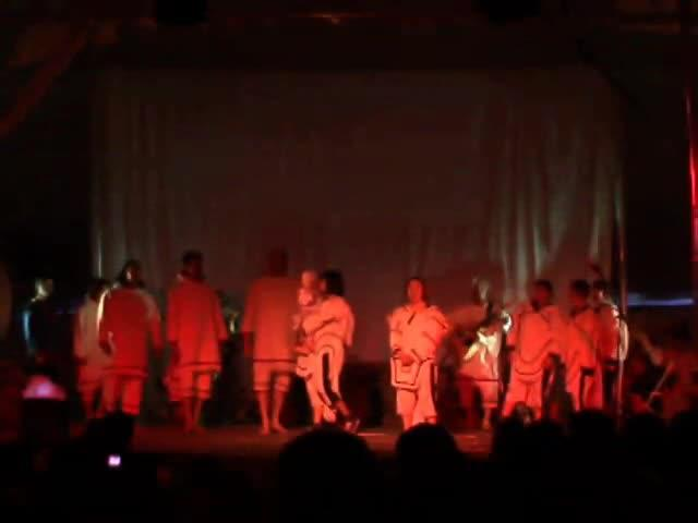 Artcirq, Oatiaroi Circus Performance part 1