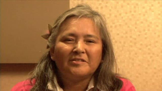 Elisapee Sheutiapik , Mayor of Iqaluit